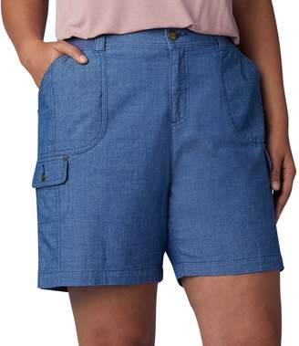 Lee Plus Size Flex-To-Go Cargo Shorts