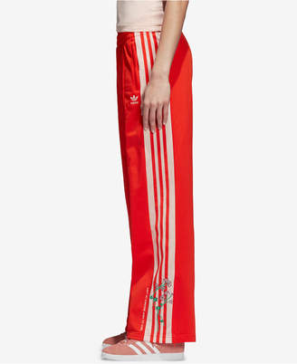 adidas Embroidered Track Pants