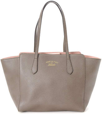 Gucci Leather Tote - Vintage