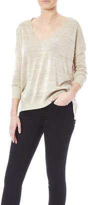 Dex Step Hem Sweater