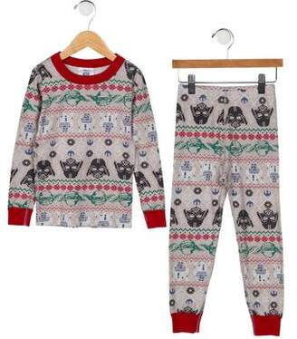 Star Wars Hannah Andersson Boys' Two-Piece Knit Set