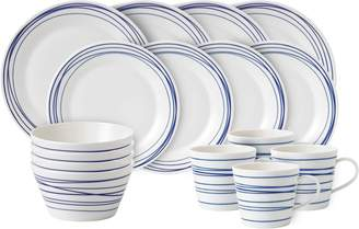 Royal Doulton Pacific Lines 16 Piece Dinner Set