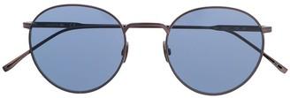 Lacoste round-frame sunglasses