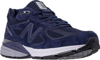 New Balance Men's 990 v4 Reflective Running Shoes
