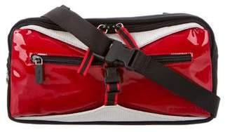 Miu Miu Patent Leather Crossbody Bag