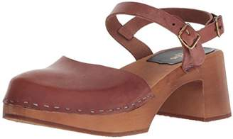 Swedish Hasbeens Women's Irene Heeled Sandal
