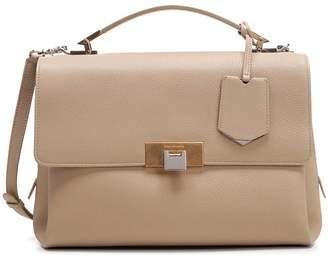 Balenciaga Fold-Over Closure Shoulder Bag