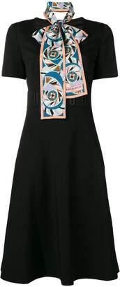 Emilio Pucci flared midi dress
