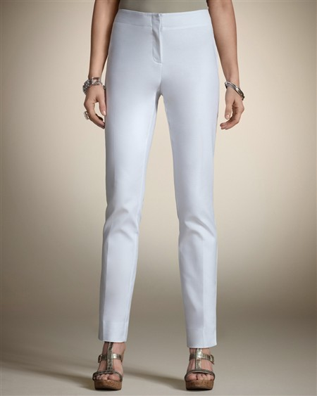 Smooth Stretch Chic Ankle Pant
