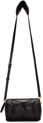 Anya Hindmarch Black Chubby Cube Crossbody Bag