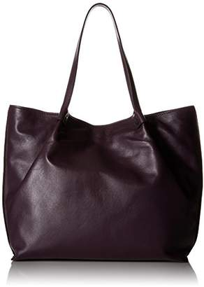 Ecco Sculptured Small Tote Bag
