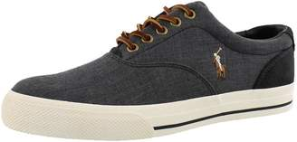 Ralph Lauren Polo by Men's Vaughn Lace-Up Fashion Sneaker 9.5 M US