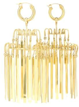 Ellery Veil XL Chandelier earrings