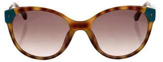 MICHAEL Michael Kors Savannah Tinted Sunglasses