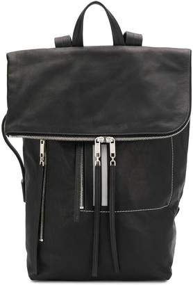 Rick Owens calf leather backpack