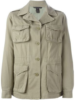 Marc By Marc Jacobs military coat $597.98 thestylecure.com