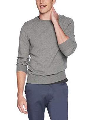 J.Crew Mercantile Men's Textured Crewneck Sweater