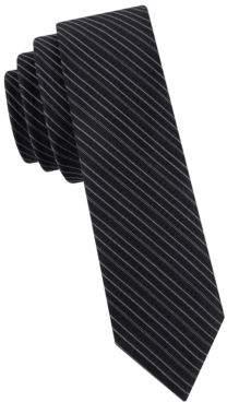William Rast COLLECTION Striped Silk Tie