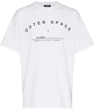 Raf Simons Tour Regular Fit short-sleeve t-shirt