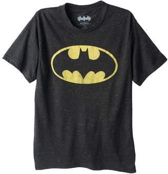 Boys 8-20 DC Comics Batman Logo Tee