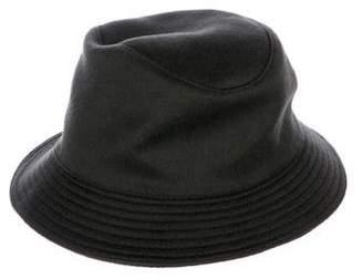 Hermes Cashmere Harold Bucket Hat