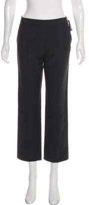 Marni Mid-Rise Cropped Pants