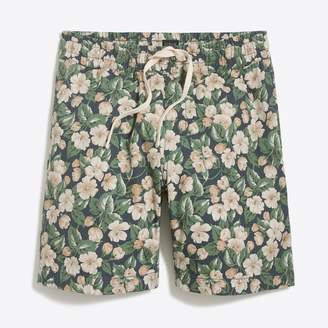 "J.Crew Factory 7"" Reade lightweight drawstring short"