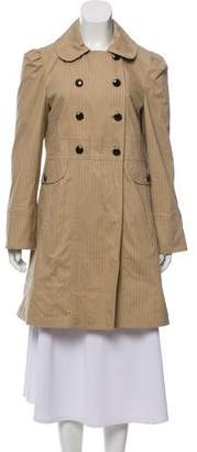 Marc by Marc Jacobs Double-Breasted Long Sleeve Coat w/ Tags