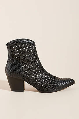 Matisse Pointed-Toe Western Ankle Boots
