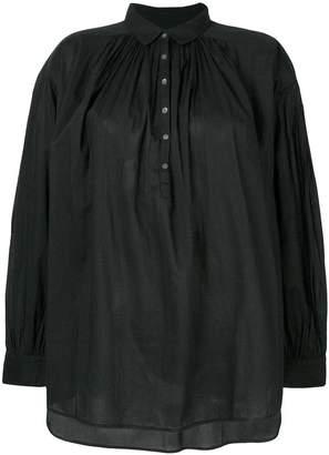 Nili Lotan henley blouse