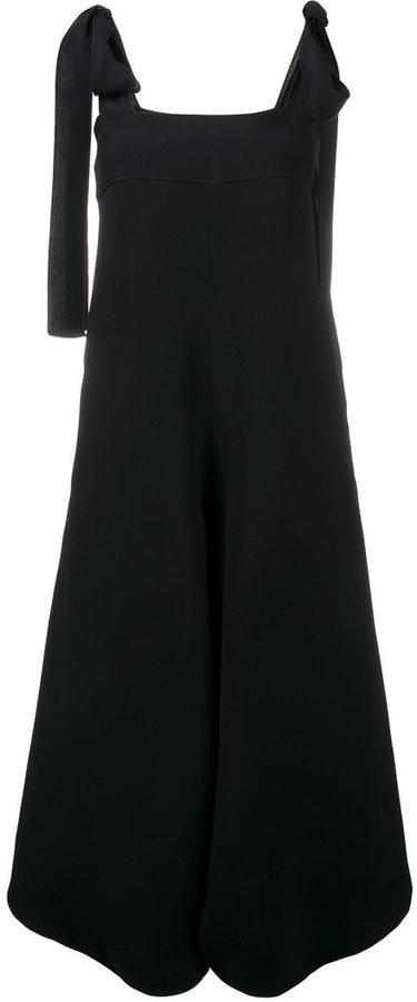 Chloé Chloé sleeveless wide-leg jumpsuit