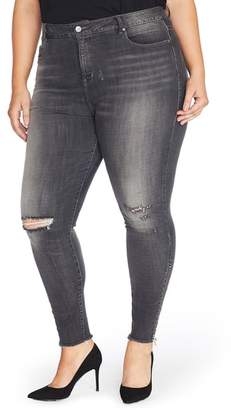 Wilson Rebel X Angels The Icon High Rise Super Skinny Jeans