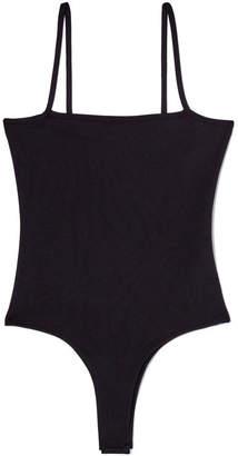 ATM Anthony Thomas Melillo Luxury Finish Pima Cotton Cami Bodysuit
