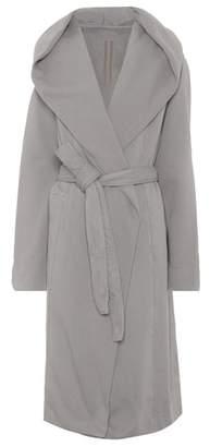 Rick Owens cotton coat