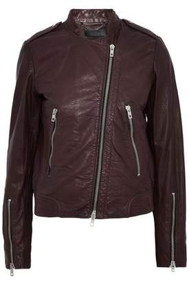 Rag & Bone Leather Biker Jacket