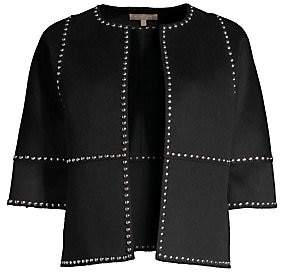 Michael Kors Women's Studded Cookie Jackets