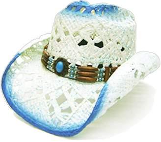5e0e1decfc8 Straw Cowboy Hats For Women - ShopStyle Canada