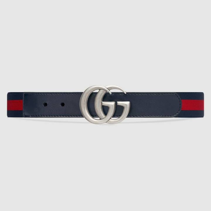 Children's leather belt 2
