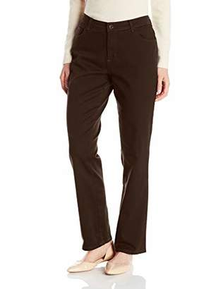 Lee Women's Relaxed Fit Straight Leg Jean,4