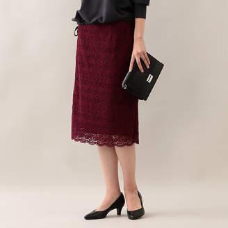MACKINTOSH LONDON ウィメン ケミカルレースタイトスカート