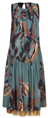 I'M Isola Marras 3/4 length dress
