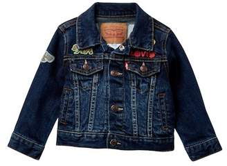Levi's Patch Denim Jacket (Baby Boys)