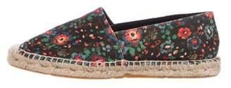 Etoile Isabel Marant Floral Espadrille Flats