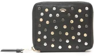 Juicy Couture Fairmont Fairytale Mini Leather Wallet