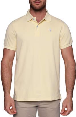 Tailorbyrd Men's Stretch Pique Polo Shirt