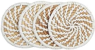Deborah Rhodes Set Of 4 Calypso Coasters