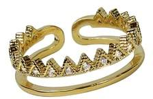 Jules Smith Designs Royalty Open Ring