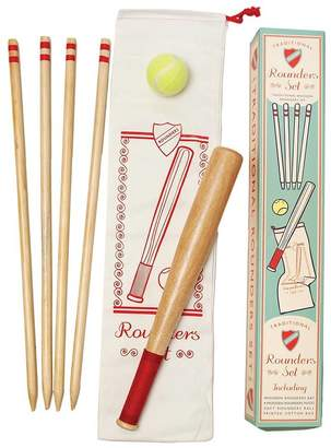Little Ella James Traditional Wooden Rounders Set