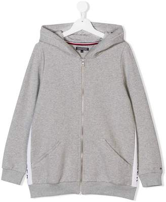 Tommy Hilfiger Junior TEEN side logo hoodie