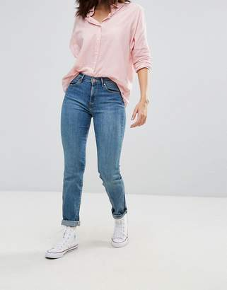 Wrangler High Waist Slim Cut Jeans